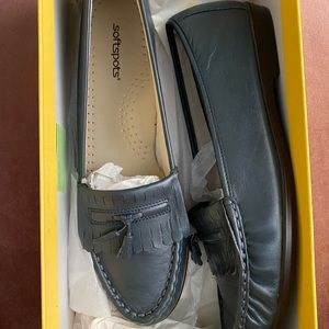Softspots Leather flats